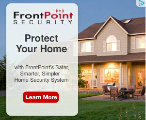 Rj merchants special offers for Frontpoint home security